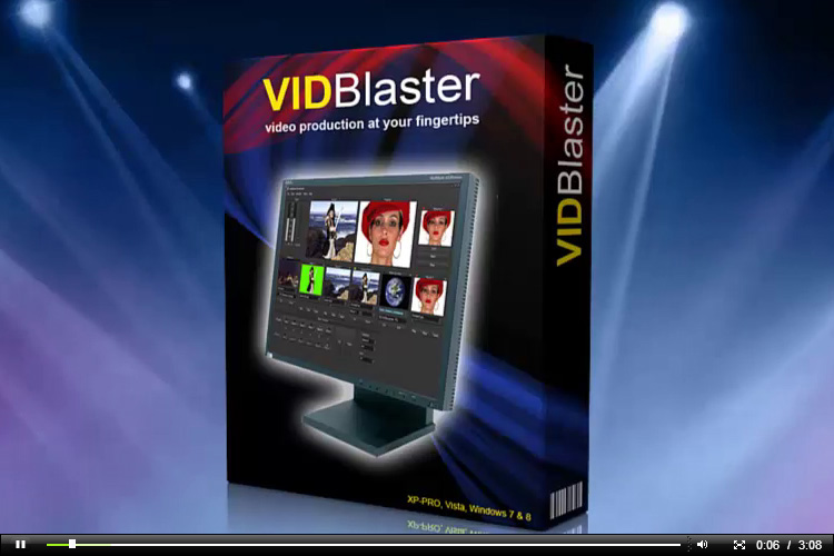 VidBlaster Marketing Video